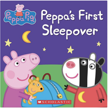 Picture of Peppa's First Sleepover