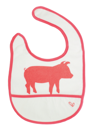 Picture of Piglet dryBIB™ - Red