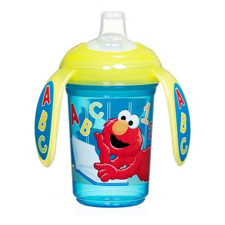 Picture of Sesame Street® Elmo Trainer Cup - 7oz (Blue)