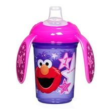 Picture of Sesame Street® Elmo Trainer Cup - 7oz (Purple)