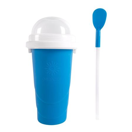 Picture of The Chill Factory Chill Factor Slushy Maker, Blue