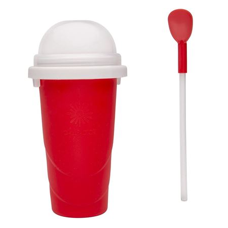 Picture of The Chill Factory Chill Factor Slushy Maker, Red