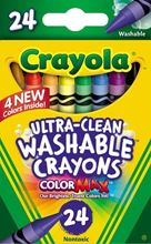 Picture of Ultra-Clean Washable Crayons 24 ct.