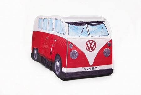 Picture of VW Camper Van Play Tent (Red)