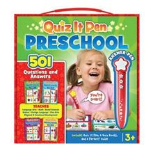 Picture of QUIZ IT PEN PRESCHOOL