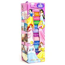 Picture of Disney Princess: 12 Book Block Tower