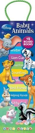 Picture of Disney Baby Animals Book Block