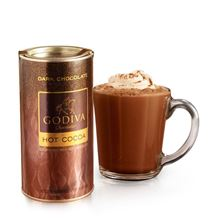 Picture of Dark Chocolate Hot Cocoa Canister, 10 Servings