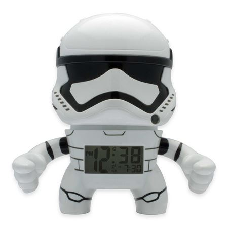 Picture of Star Wars™ Stormtrooper Bulb Botz Small Alarm Clock