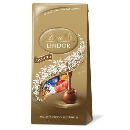 Picture of Lindt Lindor Chocolate Truffles, 21.2 oz