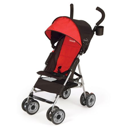 Picture of Kolcraft Cloud Umbrella Stroller- Scarlett Red