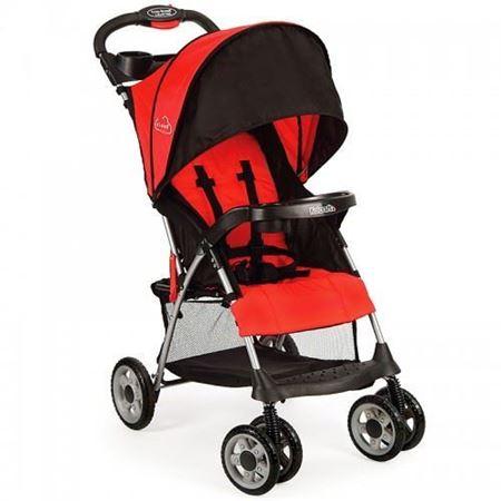 Picture of Kolcraft Cloud Plus Stroller- Scarlett Red