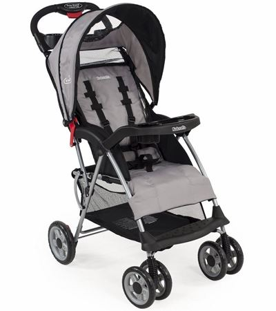 Picture of Kolcraft Cloud Plus Stroller- Slate