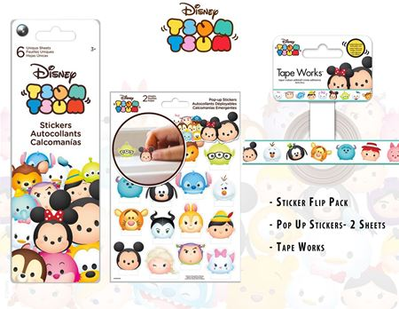 Picture of Tsum Tsum Sticker Collection