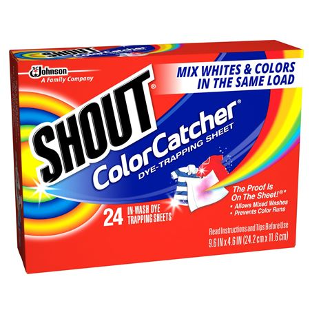 Picture of Shout Color Catcher 24 count