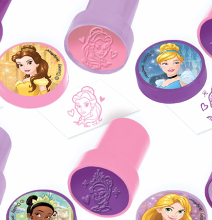 Picture of Disney Princess Stampers 6ct