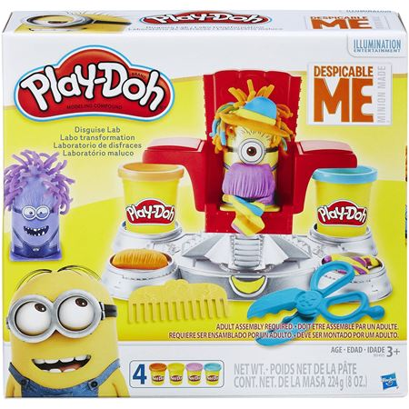 Picture of Play-Doh Disguise Lab Featuring Despicable Me Minions