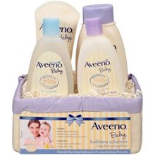 Picture of Aveeno Baby Daily Bathtime Solutions Gift Set