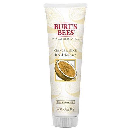 Picture of Burt's Bees Orange Essence Facial Cleanser, 4.34 Ounces