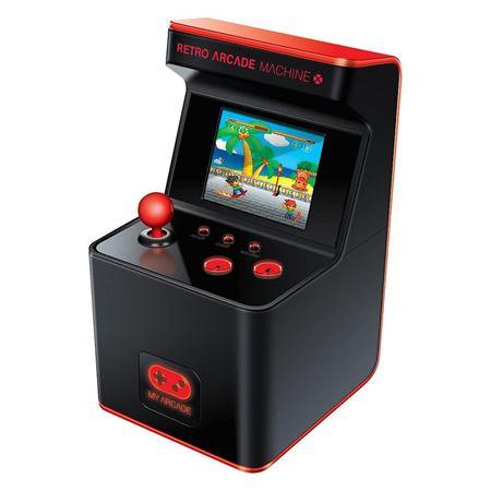 Picture of dreamGEAR Retro Arcade Machine X - Red/Black