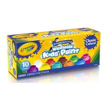 Picture of Crayola Washable Kids' Paint 10 ct.