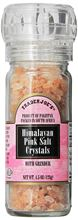 Picture of Trader Joe's Himalayan Pink Salt Crystals with Built in Grinder