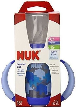 Picture of NUK Fashion Learner Cup 5 oz Boy