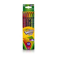 Picture of (By Air) Erasable Twistables Colored Pencils, 12 Ct