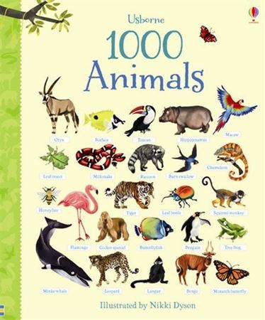 Picture of 1000 Animals