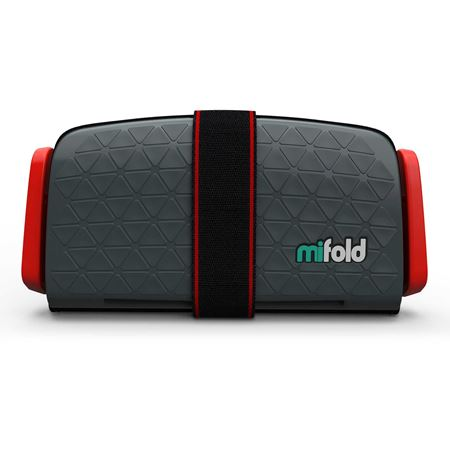 Picture of mifold Grab-n-Go Booster Car Seat in Slate Grey