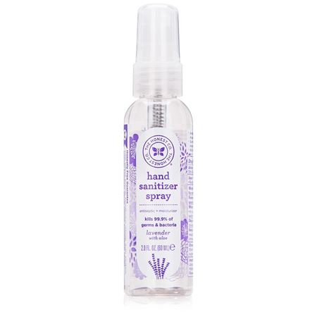 Picture of The Honest Company Hand Sanitizer Spray, Lavender - 2 oz