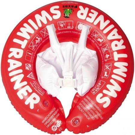 "Picture of (By Air) Freds Swim Academy Swimtrainer ""Classic"" - Red (0-4yrs)"