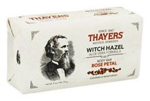 Picture of Thayers - Body Bar Soap with Witch Hazel and Aloe Vera Rose Petal - 5 oz.