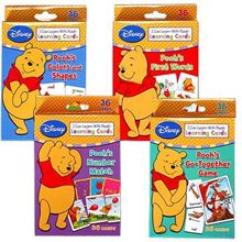 Picture of Disney Winnie The Pooh Flash Cards (Assorted)