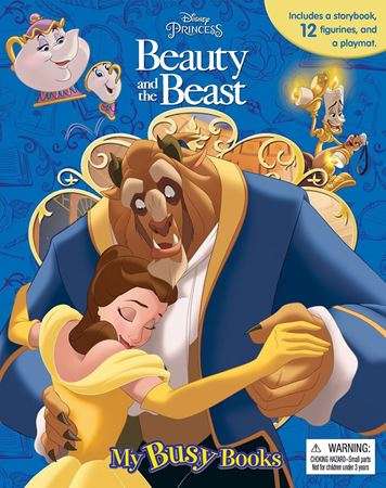 Picture of Disney Beauty and the Beast My Busy Book