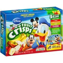 Picture of Disney, Clubhouse 4 flavor Variety Fruit Crisps