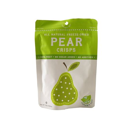 Picture of Nature's Turn Pear All Natural Freeze Dried Crisps