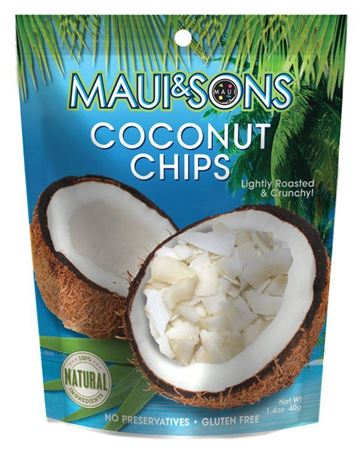 Picture of Maui and Sons Coconut Chips 1.4oz