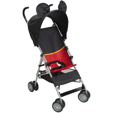 Picture of Cosco Disney Umbrella Stroller with Basket, Mickey