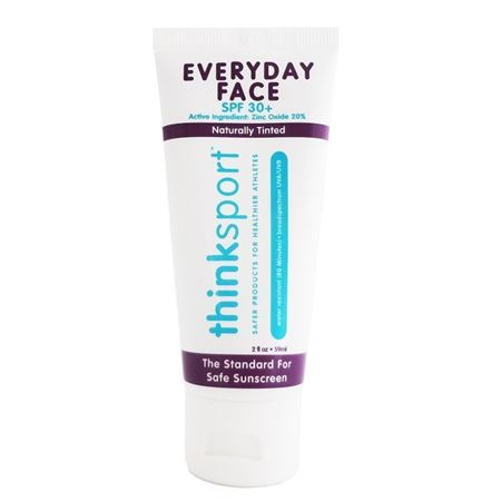 Picture of Thinkbaby Every Day Face Sunscreen (Naturally Tinted)