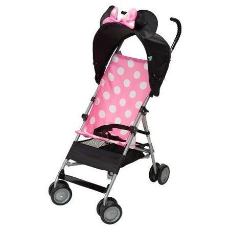 Picture of Cosco Disney Umbrella Stroller with Basket, Minnie