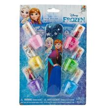 Picture of Frozen 6 Pack Nail Polish With File