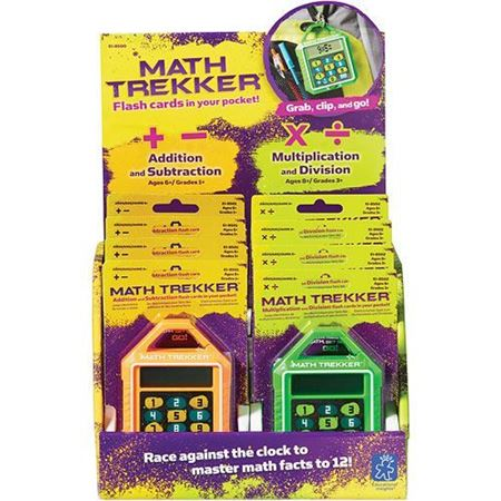 Picture of Math Trekker - Multiplication and Division