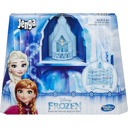 Picture of Jenga: Disney Frozen Edition Game