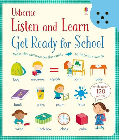 Picture of Listen and Learn Get Ready for School
