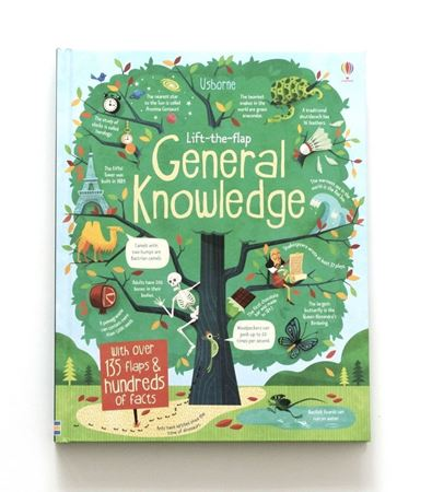 Picture of Usborne Lift-the-Flap General Knowledge