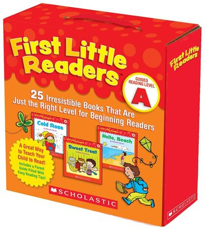 Picture of First Little Readers Parent Pack: Guided Reading Level A
