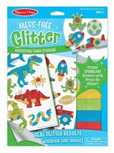 Picture of Melissa & Doug Mess-Free Glitter Craft Kit: Adventure