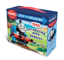Picture of Thomas & Friends: Get Rolling with Phonics