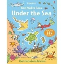 Picture of First Sticker Book Under The Sea